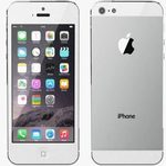 Bazar - Apple iPhone 5 - 16GB refurbished / iOS7.0 / bílý / EU (iphone5-16GBwhite.refurbished)