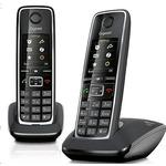 Gigaset C530 Duo / Stolní telefon / černá (L36852-H2512-R601)