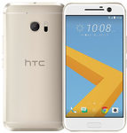 HTC 10 zlatá / 5.2 / Quad-Core 2.15GHz + 1.6GHz / 4GB RAM / 32GB / 12MP + 5MP / LTE / Android 6.0 (htc10goeu)