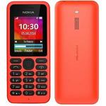 ROZBALENO - Nokia 130 Dual SIM / CZ distribuce / 1.8 / Červená / rozbaleno (A00022156.rozbaleno)