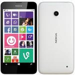 Nokia Lumia 635 LTE / EU distribuce / 4.5 IPS / 5 MPix / 8 GB / WP 8.1 / Bílá