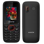 Aligator D200 černo-červená / CZ / 1.8 / Dual-SIM / microSD / BT (AD200BR)