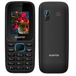Aligator D200 černo-modrá / CZ / 1.8 / Dual-SIM / microSD / BT (AD200BB)