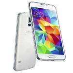 Bazar - Samsung Galaxy S5 (SM-G900) Shimmery White / voděodolný IP67 /EU distribuce / 16 GB / 16Mpix / bílá (SM-G900F.bazar)