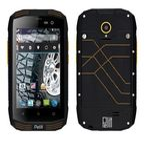 Pelitt TEMPO černo-žlutá / 4 / Q-C 1.2GHz / 1GB / 8GB / 8MP+2MP / Dual-SIM / LTE / Android 5.1 / výprodej (PELTEMPBLA)