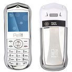 Pelitt MINI 1 bílá / 1.44 / BT / 0.3MP / micorSD / FM / Dual-SIM (PELMINI1WHI)