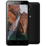 STK Life 8 Black / 5 / QC 1.3GHz / 1GB RAM / 8GB / 13MP+5MP / Dual-SIM / LTE / Android 6 / černá (STK/LIFE8BK)