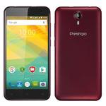 PRESTIGIO MultiPhone Muze B3 (3512 DUO) fialová / CZ / 5 / Q-C 1.3 GHz / 1GB RAM / 8GB / 8MP+2MP / Dual SIM / Android 6 (PSP3512DUOWINE)