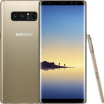 SAMSUNG Galaxy Note 8 zlatá / EU / 6.3 / O-C 4x2.3+4x1.7GHz / 6GB / 64GB / 12MP+12MP8+8MP / Android 7.0 (SM-N950F)