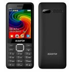 Aligator D940 Dual-Sim černá / CZ / 2.8 / 1.3MP / microSD / BT (AD940BG)