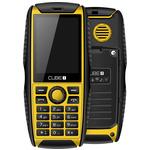 CUBE1 S200 žlutá / 2.4 / Dual-SIM / 0.3MP / BT / microSD / IP68 (MTOSCUS200051)