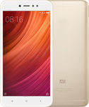 Xiaomi Redmi Note 5A 16GB zlatá / 5.5 / OC 1.4GHz / 2GB RAM / 16GB / 13MP+5MP / Dual-SIM / Android 7 (PH3621)