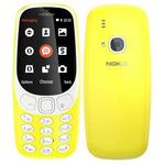 Nokia 3310 (2017) Dual SIM žlutá / CZ distribuce / 2.4 / 2MP / FM / BT (A00028674)