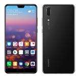 "HUAWEI P20 Dual SIM černá / 5.8"" / O-C 4x2.36GHz+4x1.8GHz / 4GB RAM / 128GB / 12+20+24MP / Android 8"