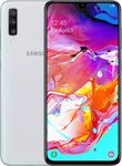SAMSUNG Galaxy A70 128GB bílá / 6.7 / OC 2x2+6x1.7GHz / 6GB / 128GB / 32+5+8MP+32MP / Android 9.0 (SM-A705FZWUXEZ)