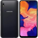 SAMSUNG Galaxy A10 32GB černá / 6.2 / OC 2x1.6+6x1.35GHz / 2GB / 32GB / 13MP+5MP / Android 9.0 (SM-A105F)