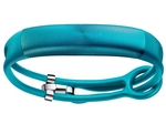 Jawbone UP2 - Jade Circle Rope / Bezdrátový fitness tracker / Bluetooth 4.0 / iOS a Android / modrý (JL03-6666CEI-EU1)