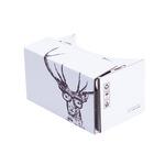 PanoBoard TheDeer Edition / Brýle Na Virtuální Realitu / Pro telefony do 5.3 / kartonová (PBRD-V