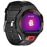 Alcatel OneTouch Go Watch / Pulzní senzor / černo-červená (SM03-2BALXE7)