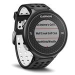 Garmin Approach S6 Lifetime / GPS sportovní golfové hodinky / černá (010-01195-01)