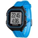 Garmin Forerunner 25 (vel. XL) / GPS sportovní hodinky / černo-modrá (010-01353-11)