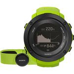 SUUNTO Ambit3 Vertical Lime HR / Sportovní hodinky / hrudní pás / černo-zelená (SS021970000)