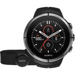SUUNTO Spartan Ultra Black HR / Sportovní hodinky / hrudní pás / černá (SS022658000)