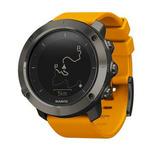 SUUNTO Traverse Amber / Sportovní hodinky / černo-oranžová (SS021844000)