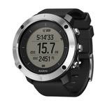 SUUNTO Traverse Black / Sportovní hodinky / stříbrno-černá (SS021843000)