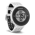 Garmin Approach S6 White Lifetime / chytré golfové GPS hodinky (010-01195-00)