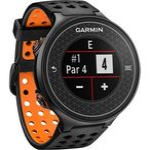 Garmin Approach S6 Orange Lifetime / chytré golfové GPS hodinky (010-01195-02)