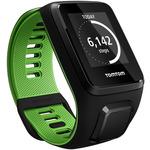 TomTom Runner 3 Cardio - černo-zelená (L) / Chytré fitness hodinky / 5 ATM / GPS / BT (1RK0.001.00)
