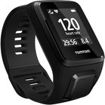 TomTom Spark 3 Cardio - černá (L) / Chytré fitness hodinky / 5 ATM / GPS / BT (1RK0.002.00)