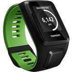 TomTom Runner 3 - černo-zelená (L) / Chytré fitness hodinky / 5 ATM / GPS / BT (1RL0.001.00)