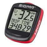 SIGMA BC 1200 BaseLine 2014 Cyklocomputer červená (04042)