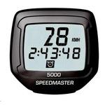 SIGMA 5000 Speedmaster Cyklocomputer černá (5360) - Sigma Speedmaster 5000