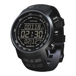 SUUNTO Elementum Terra All Black N rubber Black / Sportovní hodinky / černá (SS016979000)