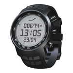 SUUNTO Elementum Terra P rubber Black / Sportovní hodinky / černá (SS018732000)