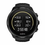 SUUNTO Spartan Sport Wrist HR Black / Sportovní hodinky / snímač srdečního tepu / černá (SS022662000)
