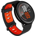 Xiaomi Huami Amazfit černá / Chytré sportovní hodinky / IP67 / tepová frekvence / GPS (AMI398)