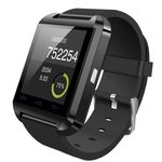 IMMAX chytré hodinky SW5 černá / 1.44 LCD / MTK6260 / 128MB RAM / 128MB interní paměť / micro USB / BT / Android a iOS (HODIMM1007)