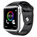 IMMAX chytré hodinky SW6 stříbrná / 1.54 LCD / MTK6260A / 128MB RAM / 64MB / micro SIM / microUSB / BT / Android a iOS (HODIMM1008)