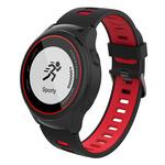 iGET ACTIVE A4 černá / chytré hodinky / IP68 / GPS / LCD / BT 4.0 / Multisport / 500mAh (A4 Black)