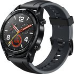 HUAWEI Watch GT Sport černá / Chytré hodinky / 1.39 Amoled / Bluetooth / GPS / měření tepu / 5 ATM / až 14dní (Fortuna-B19S)
