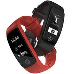 LAMAX BFit PRO / fitness náramek / 0.96 OLED / 22g / 65 mAh / měření tepu / krokoměr / monitor spánku / GPS / USB (LMBFITPRO)