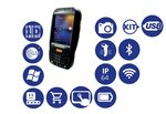Datalogic Elf / 1D / BT / Wi-Fi / kit USB / Qwerty klávesnice / Win Embedded EN (944301008)