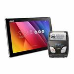 Set Star Micronics EET / Tablet 10 ASUS zenPAD 10 / mobilní tiskárna / pokladní SW Pexeso LITE (230asus)