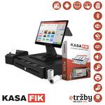 Pokladní set KASA FIK PLUS s 58mm tiskárnou a aplikací PLUS / All-In-One dotykový 14 / SW pro EET (FK-B007)