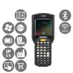 ZEBRA MC3200 Standard 1D Handheld / 1D / BT / Wi-Fi / num. klávesnice / handheld / WEC 7 (MC32N0-SL2SCLE0A)