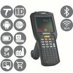 ZEBRA MC3200 Premium 1D Gun Android / 1D / BT / Wi-Fi / num. klávesnice / pistolová rukojeť / IST / Android (MC32N0-GL2HAHEIA)